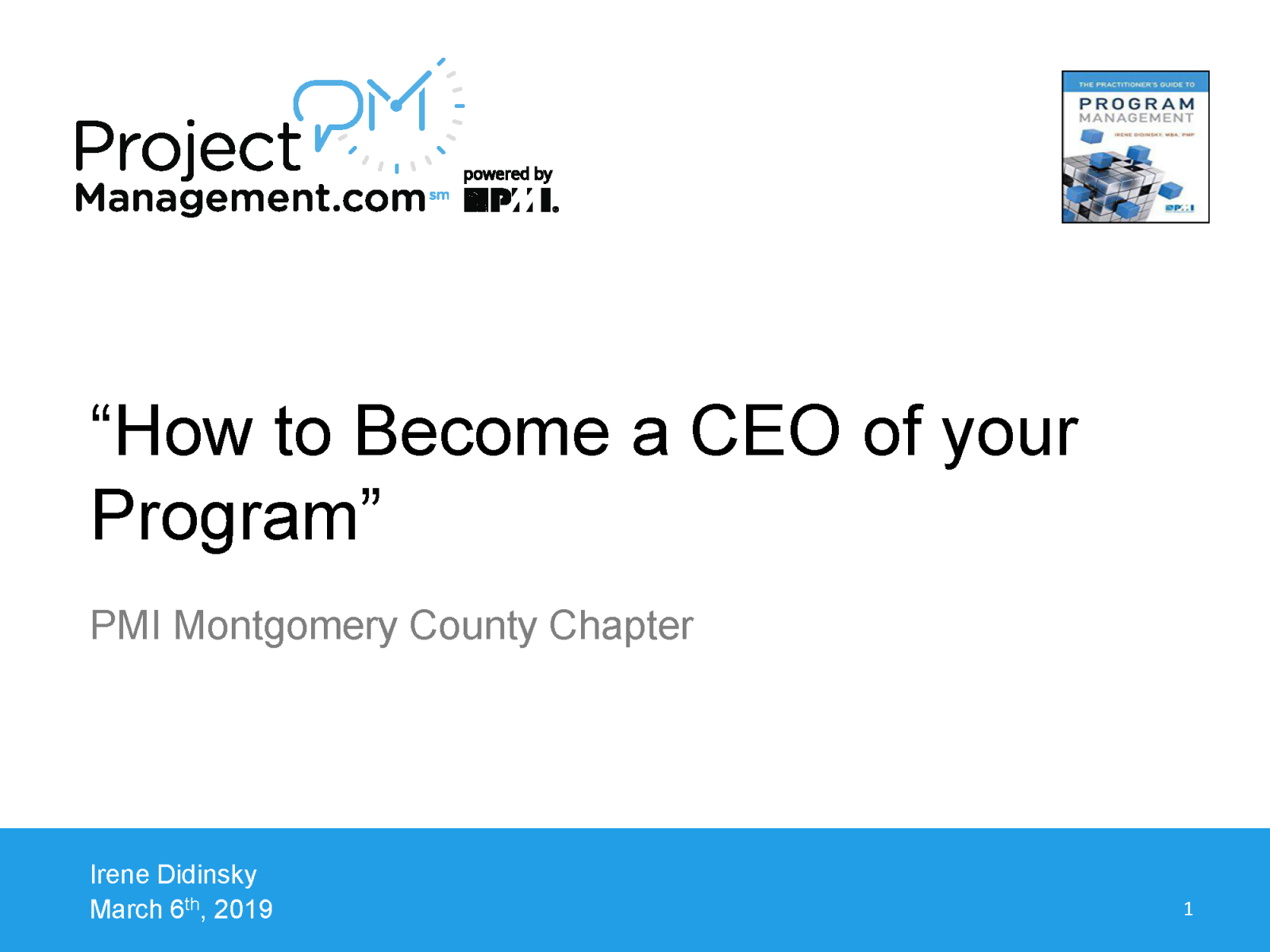 How to become a CEO of your Program_Irene Didinsky _01